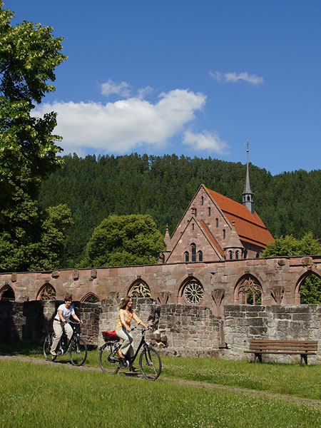 Am Kloster Hirsau © Stadtinformation Calw