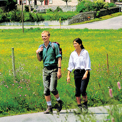 Wandern im Schwarzwald © Tourismus-Marketing GmbH St. Blasier Land